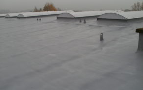 pur izolace ploché střechy