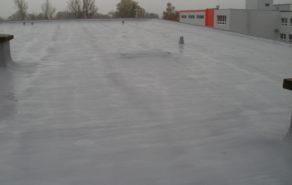 pur izolace střechy