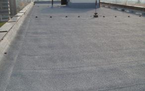 hydroizolace střechy pur pěnou