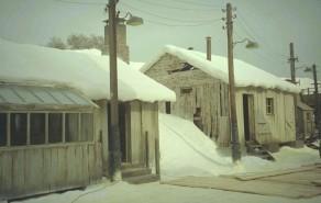 Filmové dekorace (sníh, závěje)