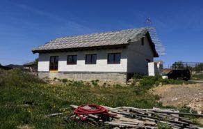 Izolace stropu stříkanou pěnou PUR IZOLACE SOFT - Ústí nad Orlicí, novostavba