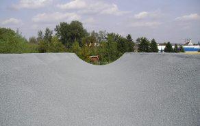 Dokončená střecha detail